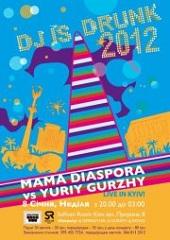 MAMA DIASPORA vs YURIY GURZHY