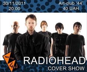 RADIOHEAD COVER SHOW