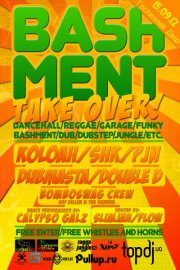 BASHMENT TAKE OVER! PARTY - Part 1