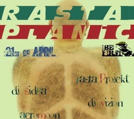 RASTA-PlANIC night: RASTA PROJEKT